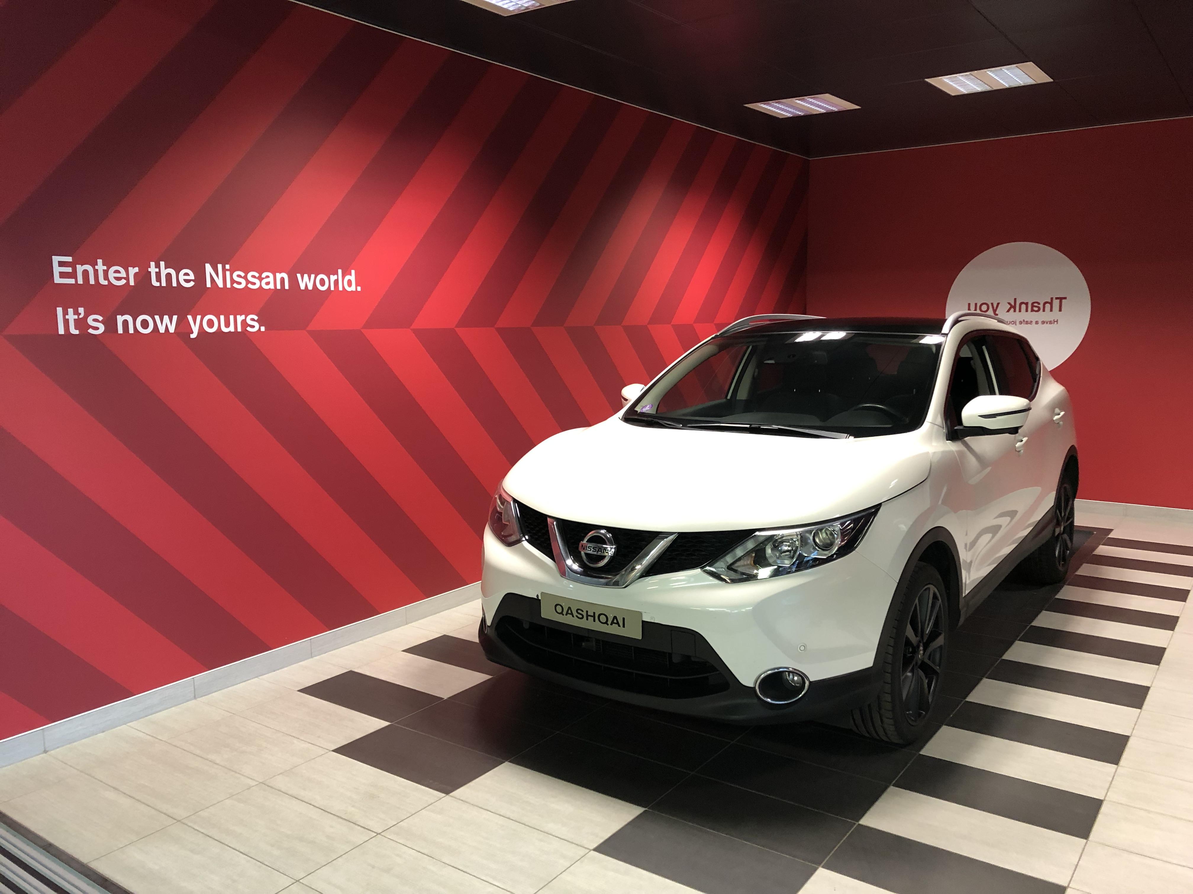 Nissan Garage Tweedehands : Nissan dig t pk n motion euro d speciale versie tweedehands