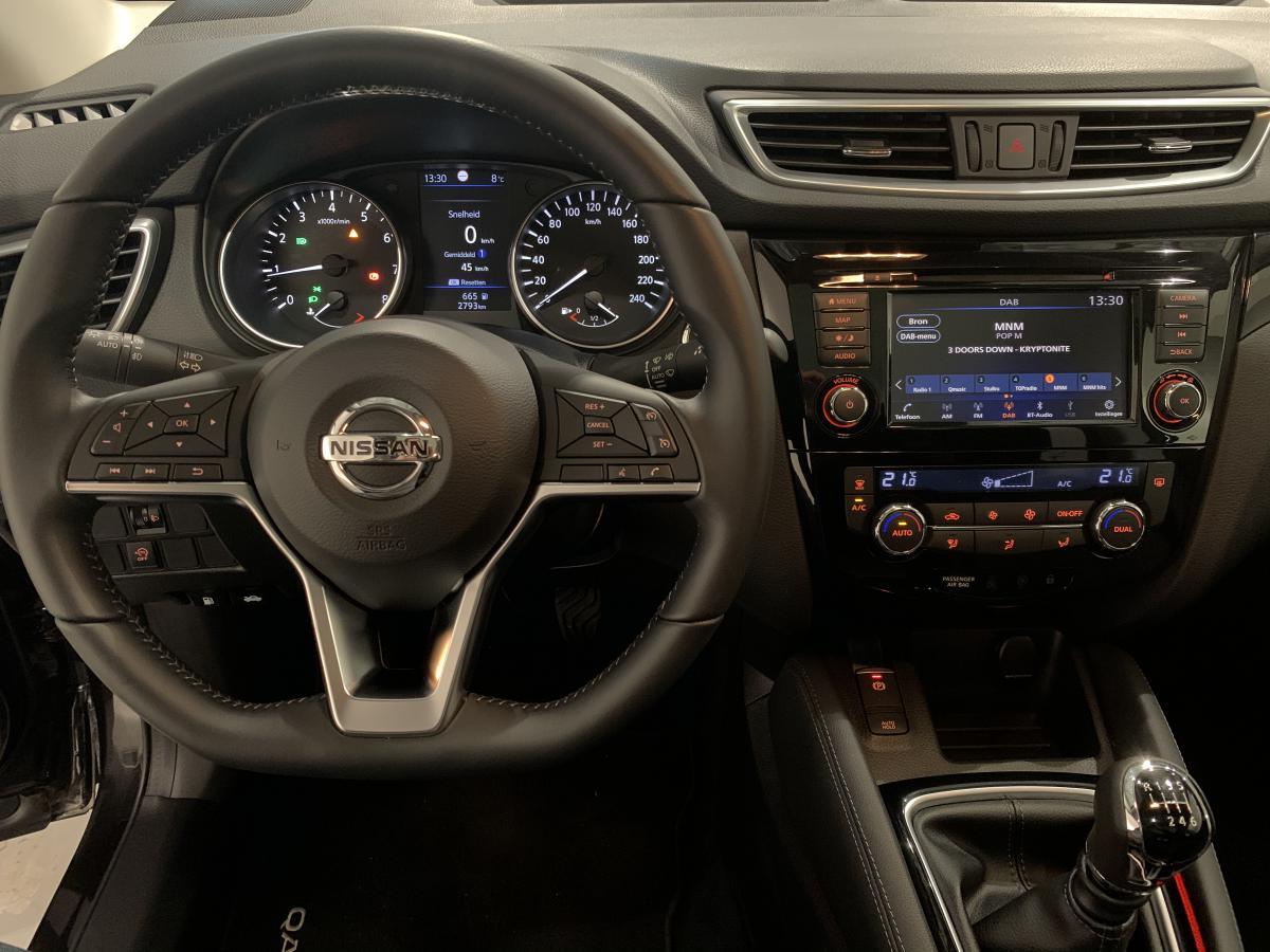 Nissan Qashqai N-Connecta Benzine // DIRECTIE – Garage L ...