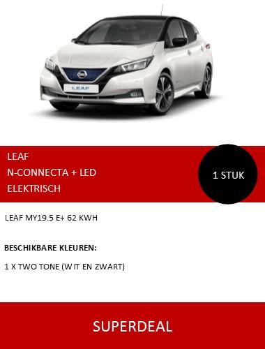 LEAF N-CONNECTA 1STUK 122020 NL