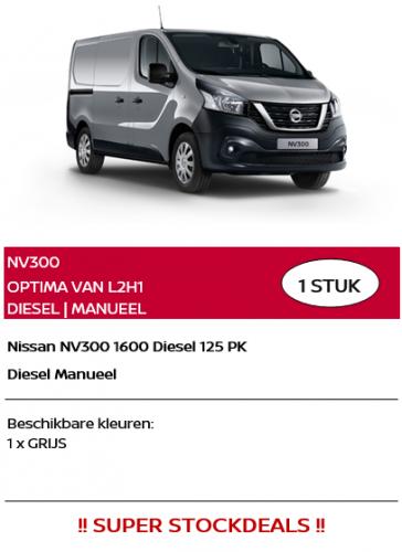 NV300 NIEUW NL