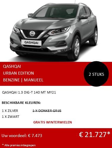 QASHQAI URBAN EDITION 012021 NL